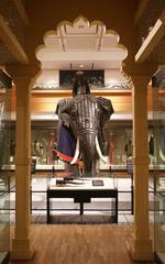 Thumbnail image of Elephant armour (bargustavan-i-pil), India, about 1600 XXVIA.102
