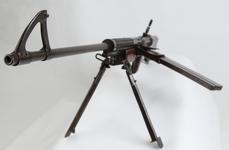 Thumbnail image of Johnson M1941 LMG (Light Machine Gun). Recoil operated machine gun manufactured by Johnson, USA. (PR.7050)