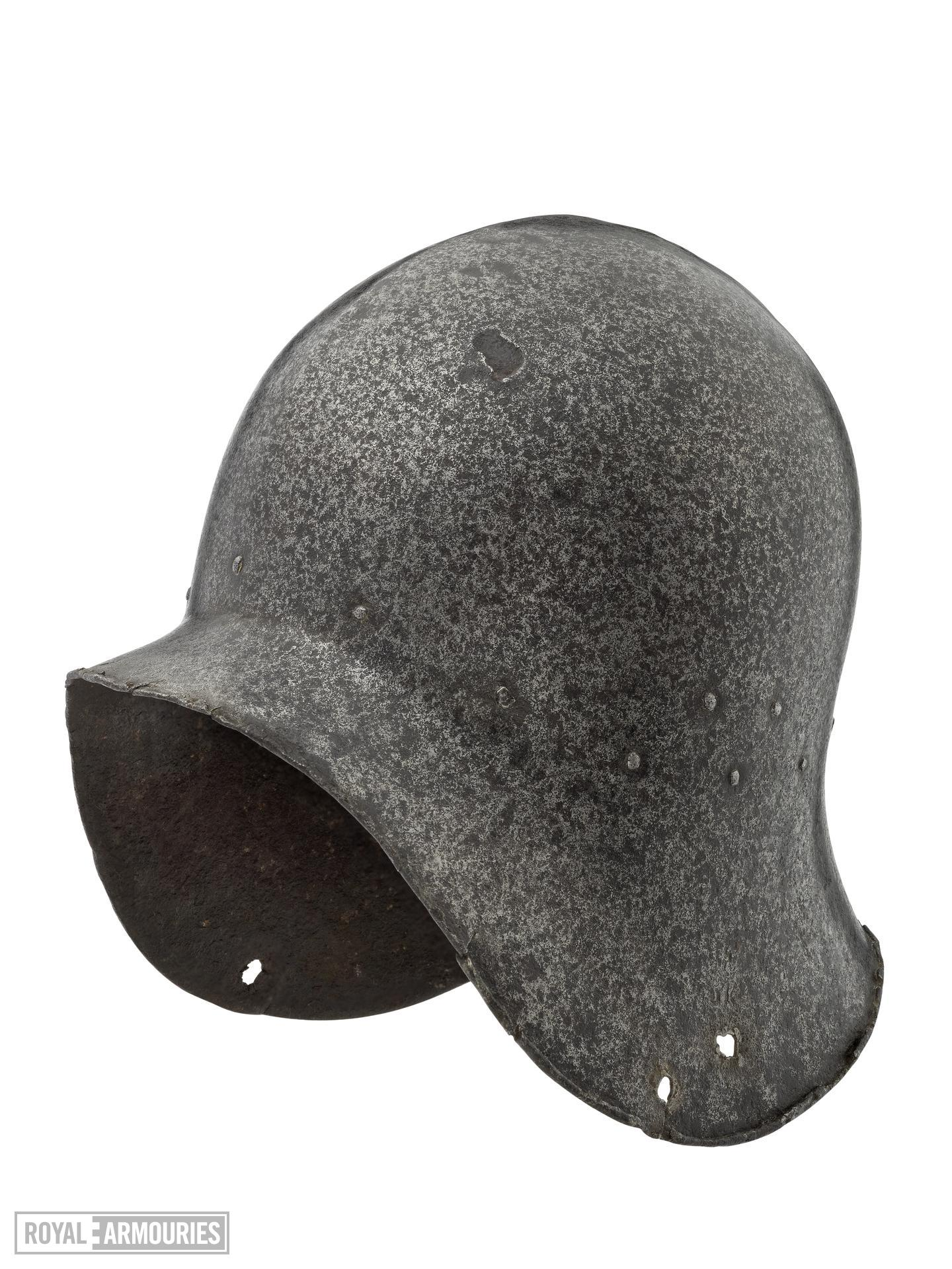 Sallet / Kettle hat