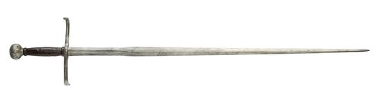 Thumbnail image of Estoc (sword), German, about 1500 (IX.635)