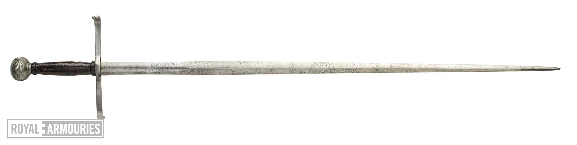 Estoc (sword), German, about 1500 (IX.635)