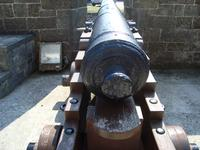 Thumbnail image of Rear view of the gun.