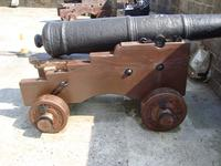 Thumbnail image of Side view of the carriage.