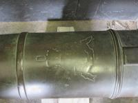 Thumbnail image of Cipher on barrel as of August 2014.