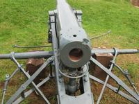 Thumbnail image of Rear view of gun.
