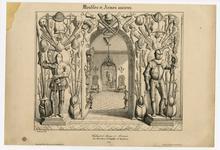 Thumbnail image of Lithograph. No. 30. 'Cabinet d'Armes et Armures de M. Le Prince P. Soltykoff  à St. Pétersbourg'. 2/3