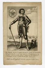 Thumbnail image of Engraving of the Right Honourable Robert, Earl of Warwick