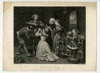 Thumbnail image of Print entitled 'Arming the Young Knight'
