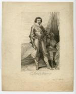 Thumbnail image of Engraving of the Marquis de Bassompiere