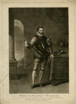 Thumbnail image of Engraving, 'William the First, Prince of Orange, &c. &c.'