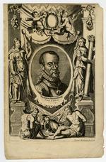 Thumbnail image of Engraving, 'Felipe de Montmorency, Conde de Horno'