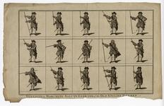 Thumbnail image of Standing & Marching Salute Exercise of the Old English Pikemen'