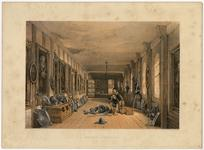 Thumbnail image of Lithograph entitled 'Naworth, Cumberland'