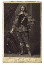 Thumbnail image of Engraving of Viscount Chaworth