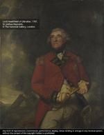 Thumbnail image of Lord Heathfield of Gibraltar, 1787, Sir Joshua Reynolds.