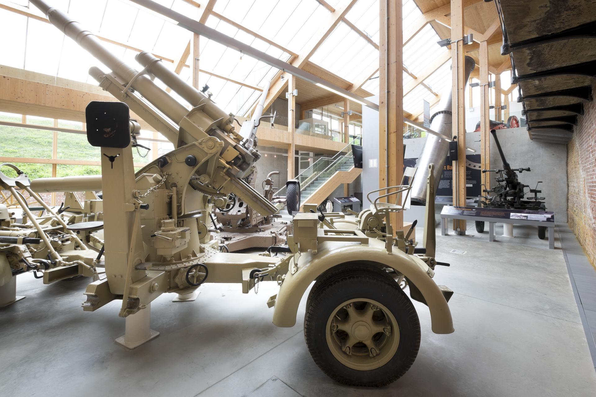 88 mm anti-aircraft gun - 88 mm Flak 36